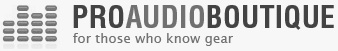 Pro Audio Boutique Logo