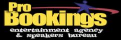ProBookings Entertainment Agency Logo