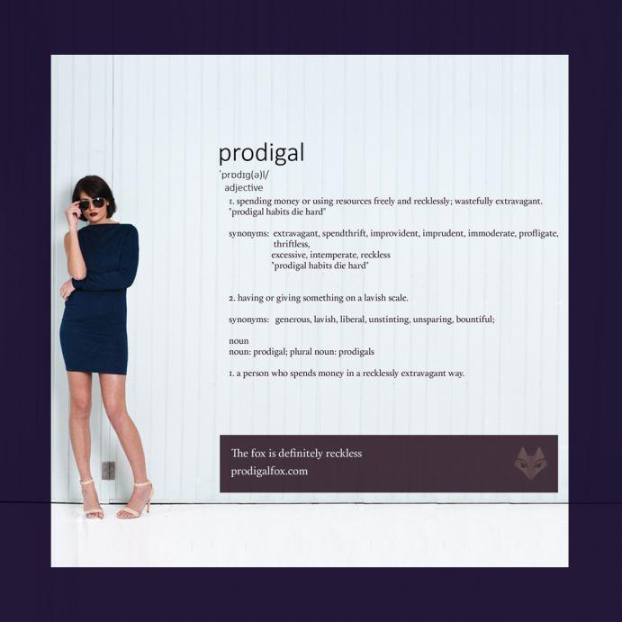 prodigal_fox Logo
