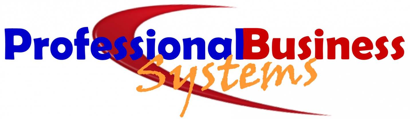 PBS - Professional Business Systems Logo