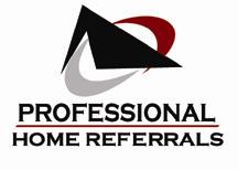 Professional Home Referrals Logo