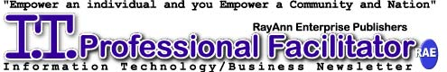 IT Professional Facilitator Logo