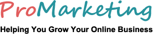 Promarketing Online UK Logo