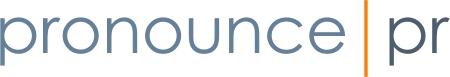 pronounce pr Logo