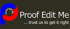 Proof Edit Me Logo