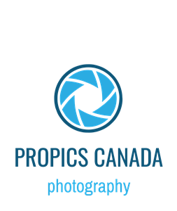 ProPics Canada Photography & Photo Journalism Logo
