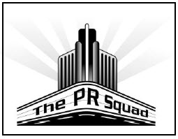 The P.R. Squad Logo