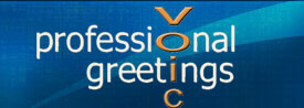 Pro Voice Greetings Logo
