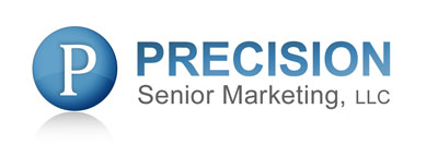 Precision Senior Marketing Logo