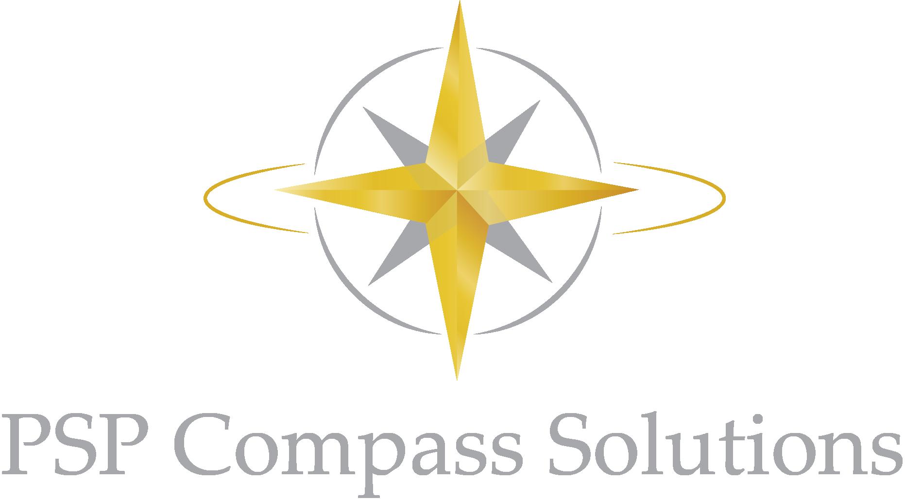 PSP Compass Solutions Logo