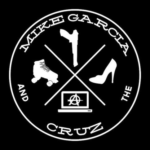 Mike Garcia and The Cruz Logo