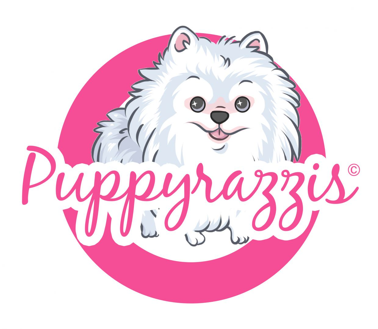 PUPPYRAZZIS Logo
