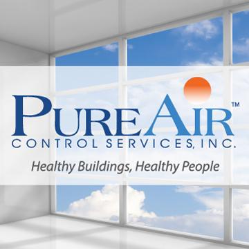 Pure Air Control Services, Inc. Logo