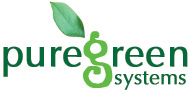 Pure Green Systems, Inc. Logo