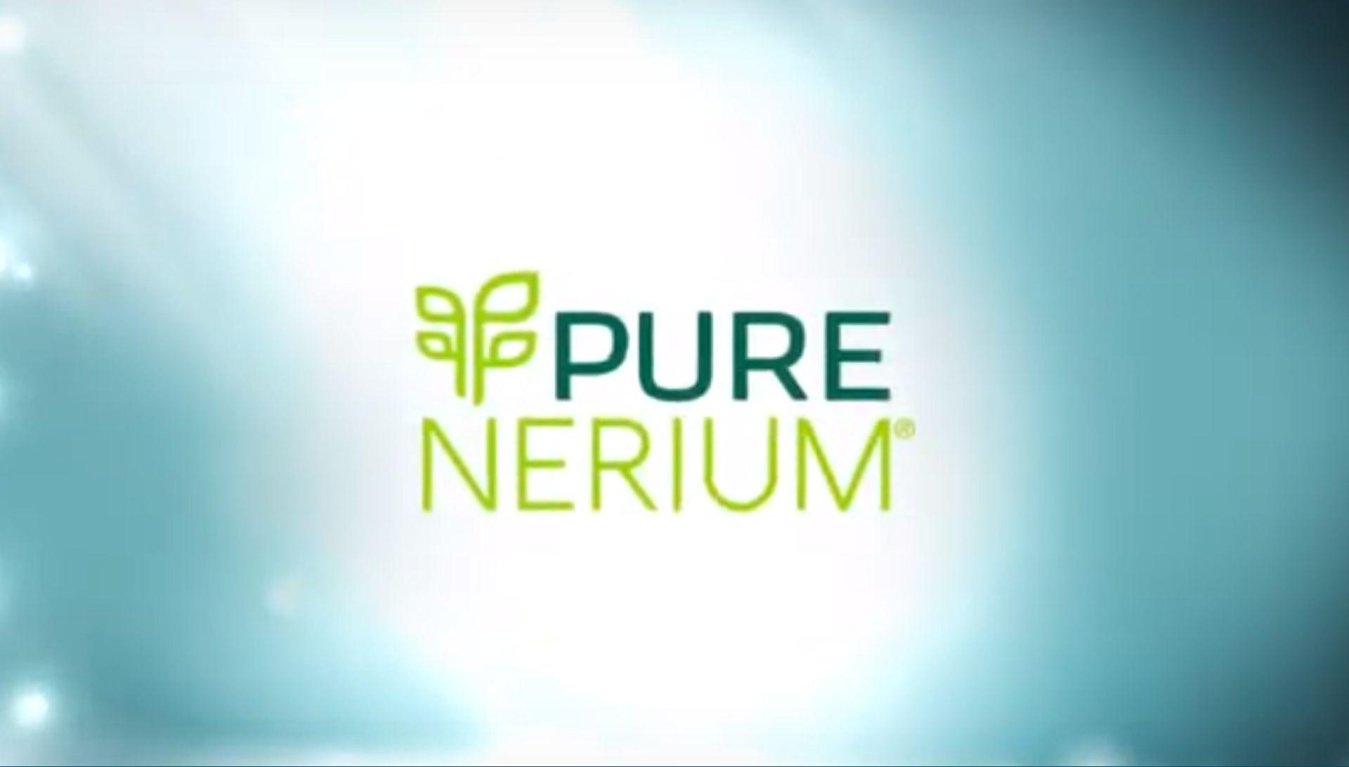 Pure Nerium Logo