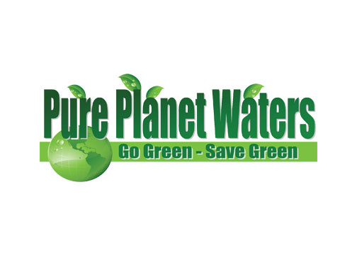 Pure Planet Waters Logo