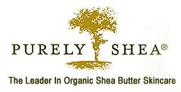 PURELY SHEA Logo