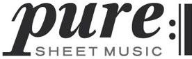 Puresheetmusic.com Logo
