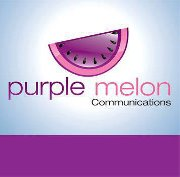 Purple Melon Communications Logo