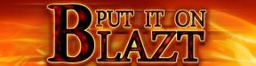 putitonblazt Logo