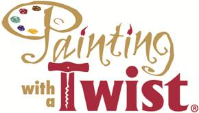 Painting with a Twist - McKinney Logo