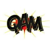 QAM Comics Logo