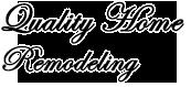 qhomeremodeling Logo