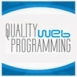 QUALITY WEB PROGRAMMING Logo