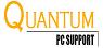 Quantum PC Support Logo