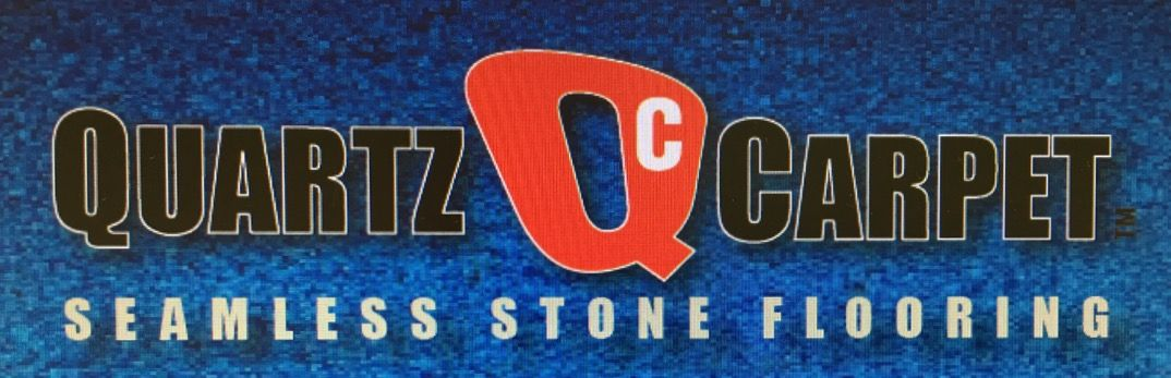 Quartz Carpet - Seamless Stone Flooring & Stone Wa Logo