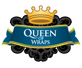 Queen of Wraps Logo
