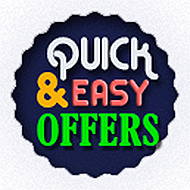 Quick and Easy surveys Logo