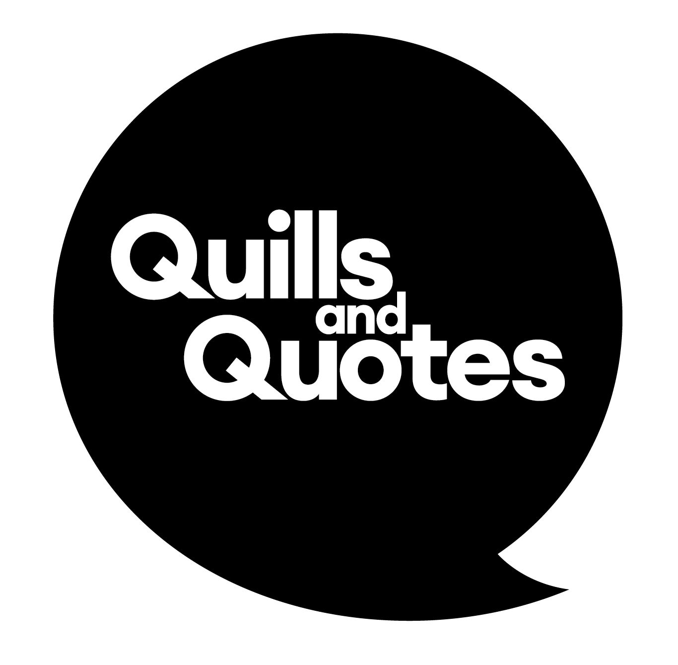 Quills and Quotes Logo