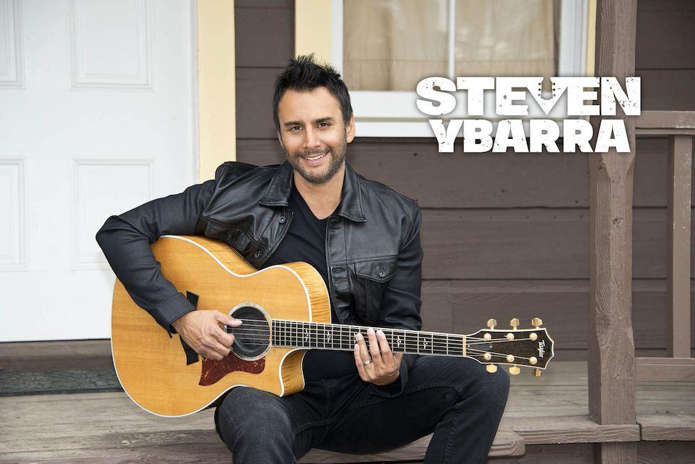 Steven Ybarra Music Logo