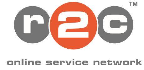 r2c Online Logo