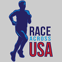 Race Across USA Logo