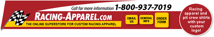 Racing Apparel Logo