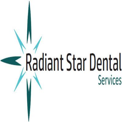 Radiant Star Dental Services Logo