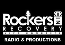 Rockers In Recovery Logo