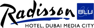 Radisson Blu Hotel, Dubai Media City Logo