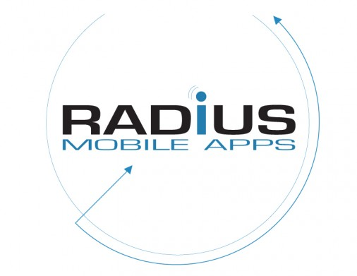 Radius Mobile Apps Logo