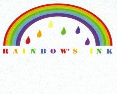 Rainbow's Ink Books Logo
