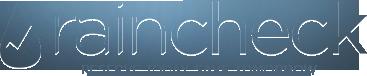 Raincheck Logo