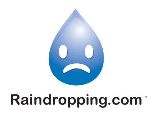Raindropping Logo