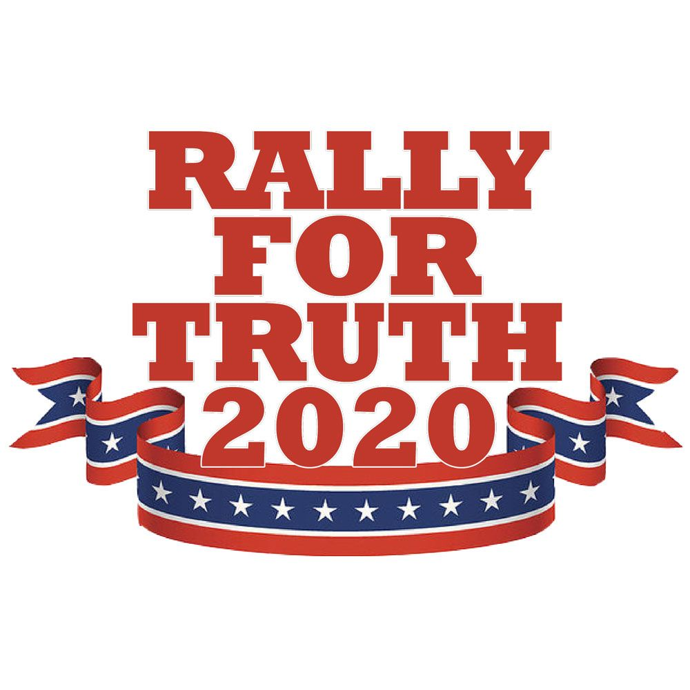 Rally for Truth 2020 Logo