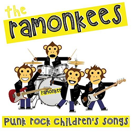 The Ramonkees Logo