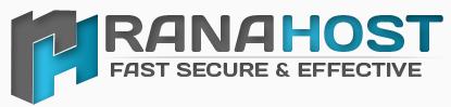 RanaHost Logo