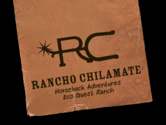 Rancho Chilamate Horse and Off-Grid Guest Ranch Logo