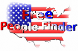 US Free People Finder Logo