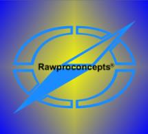 Rawproconcepts, Inc. Logo